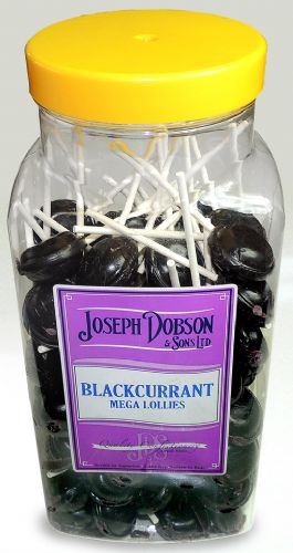 R09 DOBSONS BLACKCURRANT LOLLY 1X90